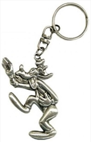 Keyring Pewter Goofy | Accessories