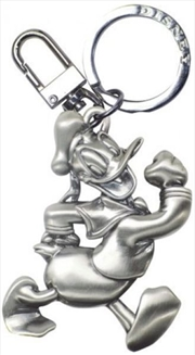 Keyring Pewter Donald Duck | Accessories
