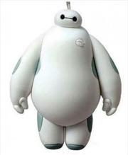 Keyring 3D Figural Disney Big Hero 6 Baymax Nurse   Accessories