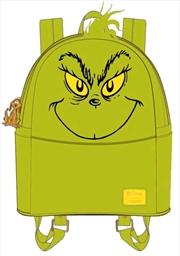 Dr Seuss - Grinch Mini Backpack | Apparel