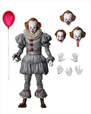 "It: Chapter 2 - Pennywise Ultimate 7"" Action Figure 
