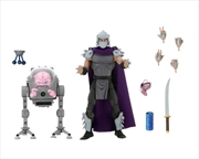 "Teenage Mutant Ninja Turtles - Shredder vs Krang 7"" Action Figure 2-pack 