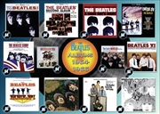 Beatles Albums 1964-1966 1000 Piece Puzzle | Merchandise