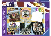 Beatles Albums 1967-1970 1000 Piece Puzzle | Merchandise