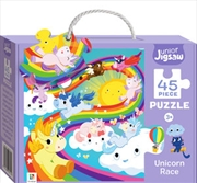 Junior Jigsaw Unicorn Race | Merchandise