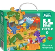 Junior Jigsaw Dinosaur Adventure | Merchandise