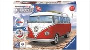 Ravensburger 162 Piece VW Kombi Bus 3D Puzzle | Merchandise