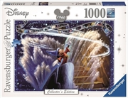 Ravensburger - 1000pc Disney Moments Fantasia 1940 Jigsaw Puzzle | Merchandise