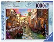 Ravensburger - 1000pc Venice Romance Jigsaw Puzzle   Merchandise