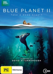 Blue Planet II | DVD