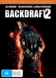 Backdraft 2 - Fire Chaser | DVD