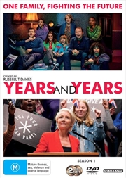 Years And Years - Season 1 | DVD