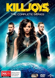 Killjoys - Season 1-5 | Boxset | DVD