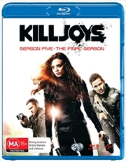Killjoys - Season 5 | Blu-ray