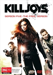 Killjoys - Season 5 | DVD