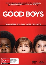 Good Boys | DVD