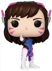 Overwatch - D.Va Diamond Glitter US Exclusive Pop! Vinyl [RS]	 | Pop Vinyl