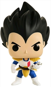 Dragon Ball Z - Vegeta (Over 9000!) US Exclusive Pop! Vinyl [RS] | Pop Vinyl