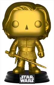 Star Wars - Kylo Ren Gold Metallic US Exclusive Pop! Vinyl [RS] | Pop Vinyl