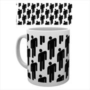 Billie Eilish Stickman Mug | Merchandise