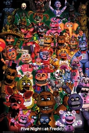 Five Nights At Freddys - Ultimate Group | Merchandise