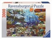 Ravensburger - 3000pc Ocean Wonders Jigsaw Puzzle | Merchandise