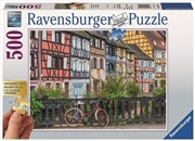 Ravensburger - 500pc Colmar, France Jigsaw Puzzle | Merchandise