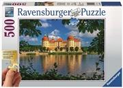 Ravensburger - 500pc Moritzburg Castle Jigsaw Puzzle | Merchandise