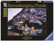 Ravensburger - 1000pc Positano Houses Jigsaw Puzzle | Merchandise