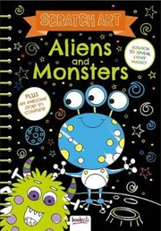 Aliens And Monsters | Paperback Book