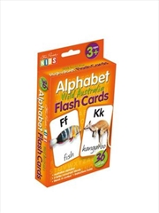 Alphabet Wild Australia Flashcards | Merchandise