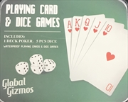 Playing Card & Dice Games | Toy