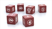 Things from the Flood RPG Dice Set | Merchandise