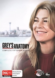 Grey's Anatomy - Season 15 | DVD