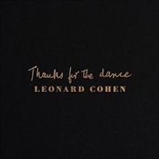 Thanks for the Dance | CD