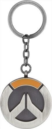 Overwatch Logo Keychain | Accessories