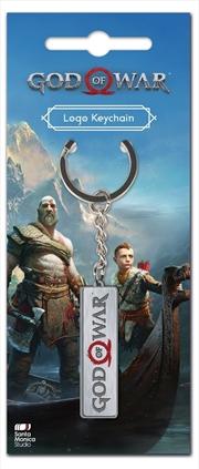 God of War Keychain Logo | Accessories