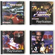 PS1 Official Sony PlayStation Games Coasters - Volume 2 | Merchandise