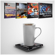 PS1 Official Sony PlayStation Games Coasters - Volume 1 | Merchandise