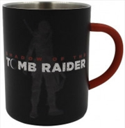 Tomb Raider Steel Mug | Merchandise