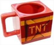 Crash Bandicoot TNT Crate Mug | Merchandise