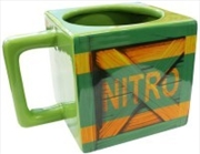 Crash Bandicoot Nitro Crate Mug | Merchandise