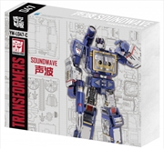 MU Model Transformers Generation 1 Soundwave | Merchandise