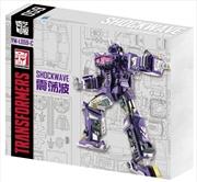 MU Model Transformers Generation 1 Shockwave | Merchandise