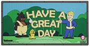 Fallout 76 - Have a Great Day - Rubber Mat | Merchandise