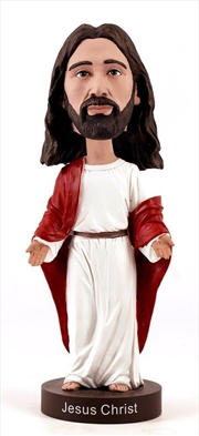 Bobblehead Jesus Christ Version 2 8' | Merchandise
