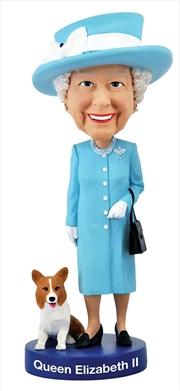 Queen Elizabeth 2 8 Inch | Merchandise