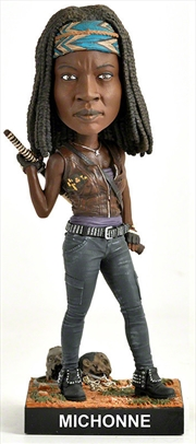Bobblehead The Walking Dead Michonne 8' | Merchandise