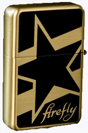 Firefly Brass Lighter | Collectable