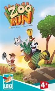 Zoo Run | Merchandise